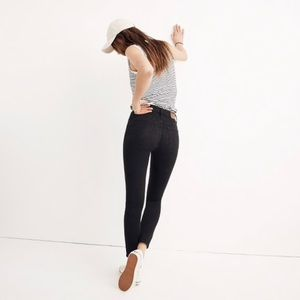 Madewell   High Rise Skinny Jeans Size 31T